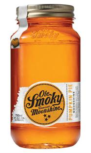 Ole Smoky Moonshine Pumpkin Pie 750ml